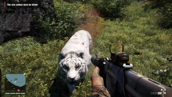 A Guide To The Animals Of Far Cry 4