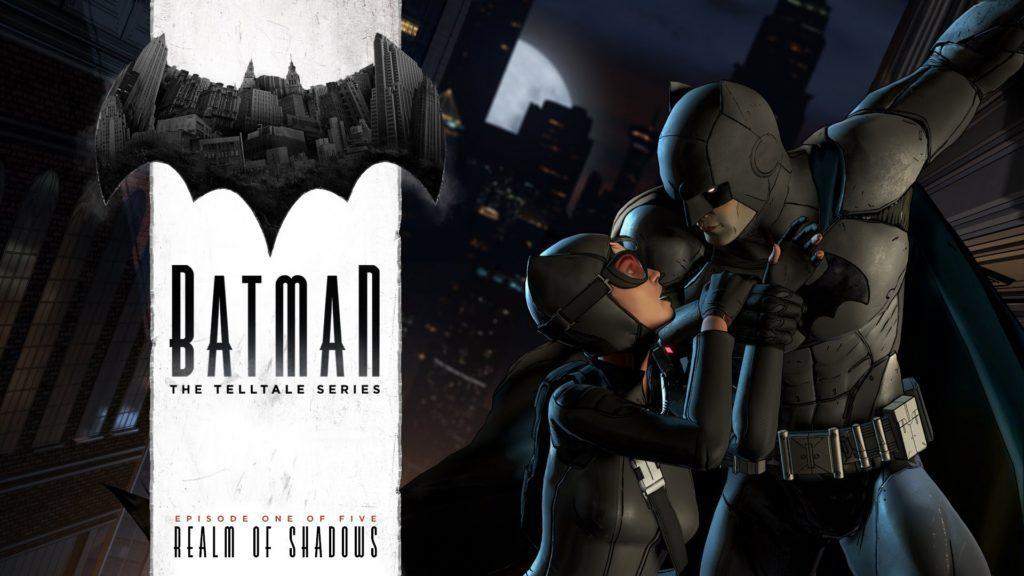 Batman The Telltale Series Episode 1