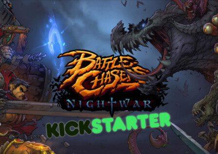 Battle Chasers Kickstarter