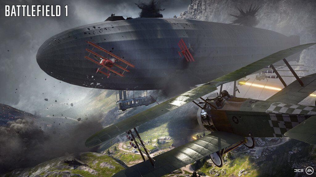 Battlefield 1 –Behemoth