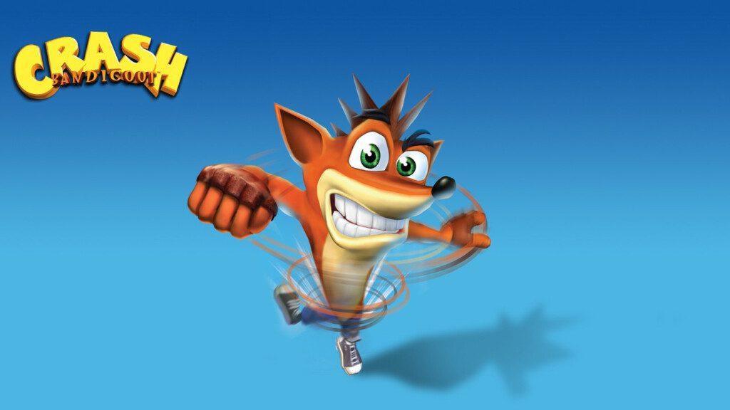 Crash Bandicoot Cover