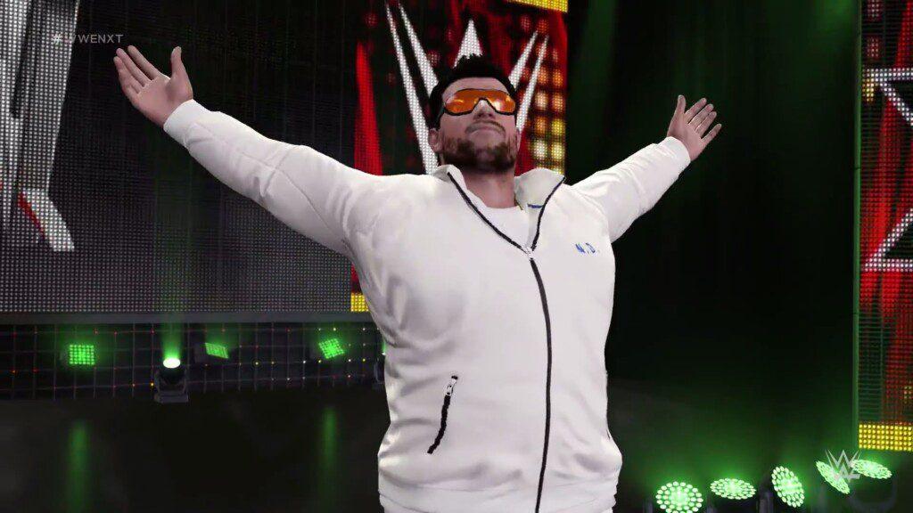 Dr Tracksuit - WWE 2K16
