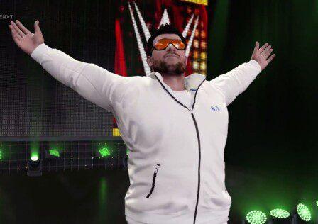 Dr Tracksuit – WWE 2K16