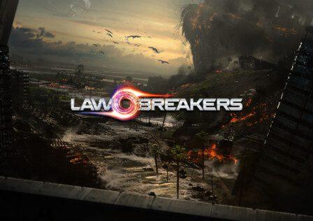 Lawbreakers Cover