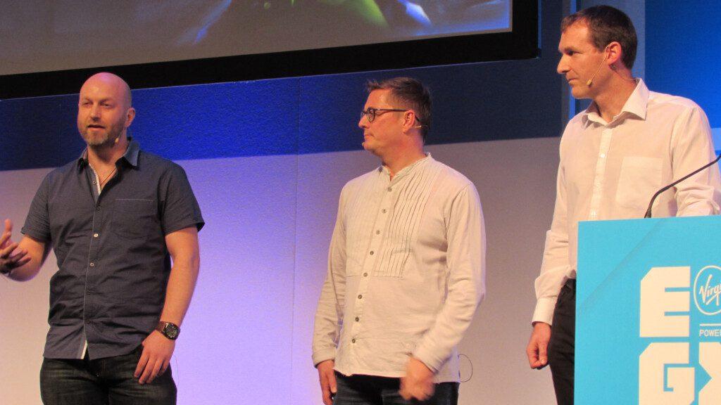 PlayStation VR – Sony EGX Presentation