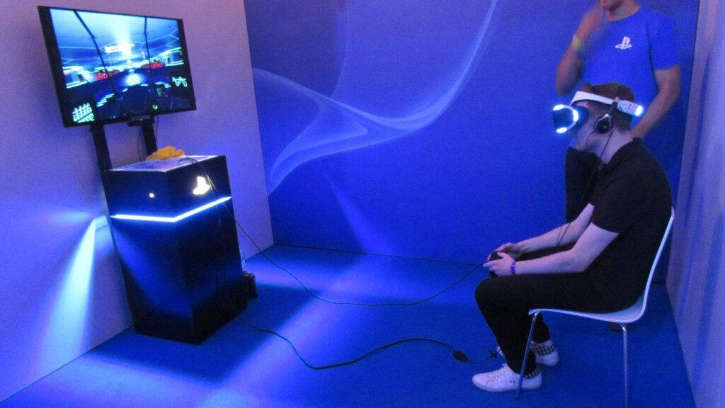 PlayStationVR EGX