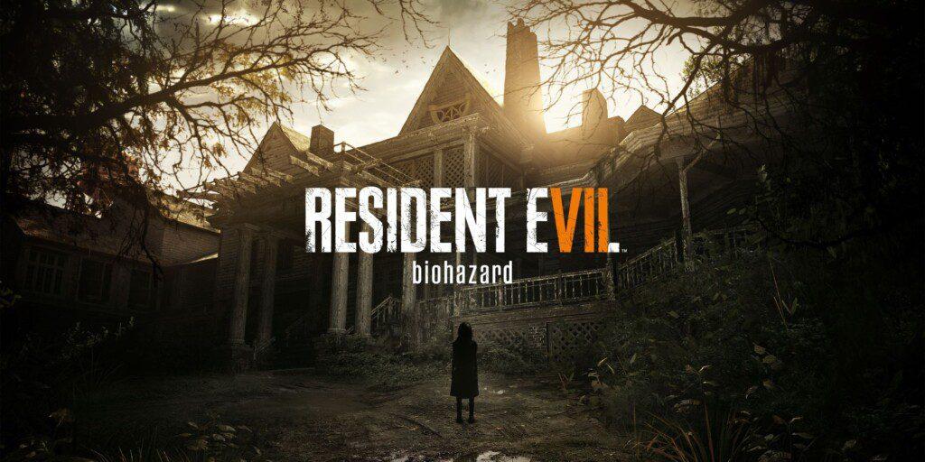 Resident Evil 7 Kitchen