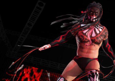 WWE2K16 Finn Balor