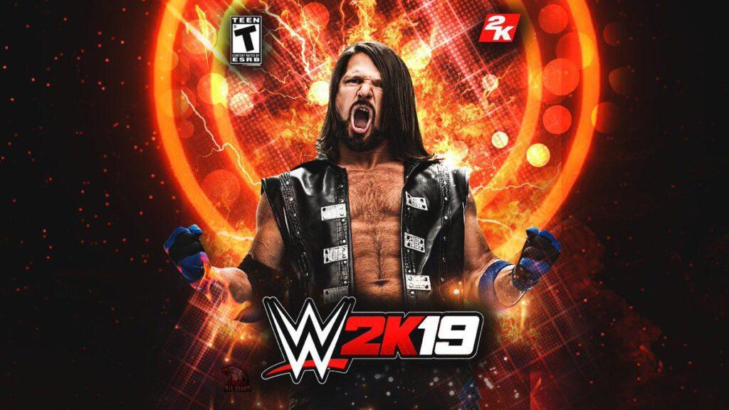 WWE 2K19 - AJ Styles