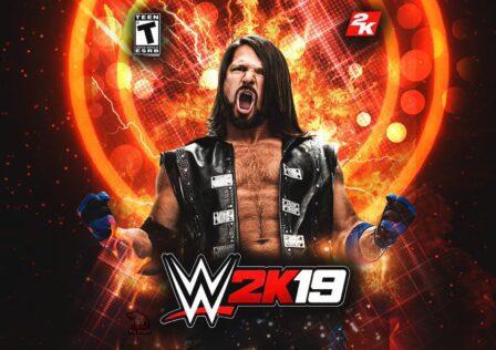 WWE 2K19 – AJ Styles