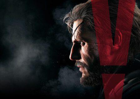 Metal Gear Solid V 16×9