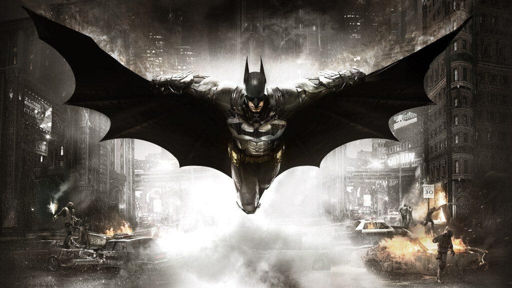 Arkham Knight Cover