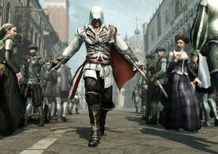 Assassin's Creed 2 Ezio