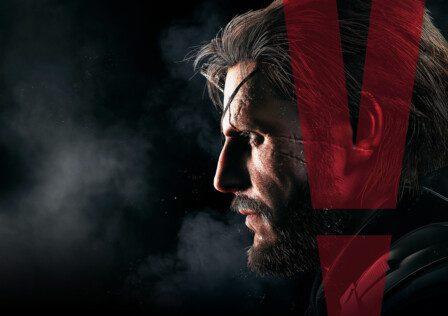 Metal Gear Solid V Header