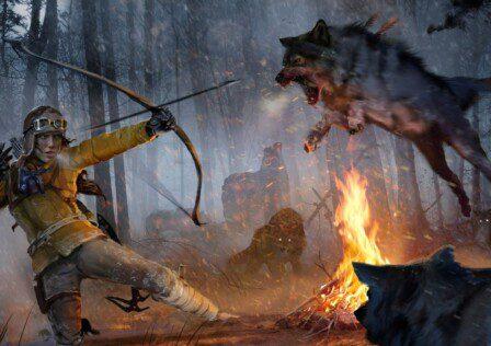 Rise of the Tomb Raider Endurance