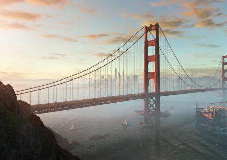 Golden Gate Bridge WD2